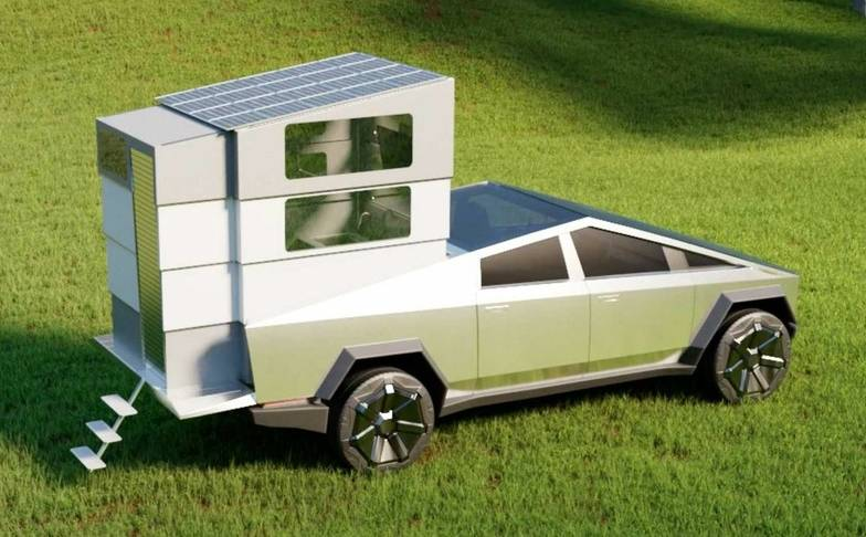Most ridiculous camper – thanks for just a project