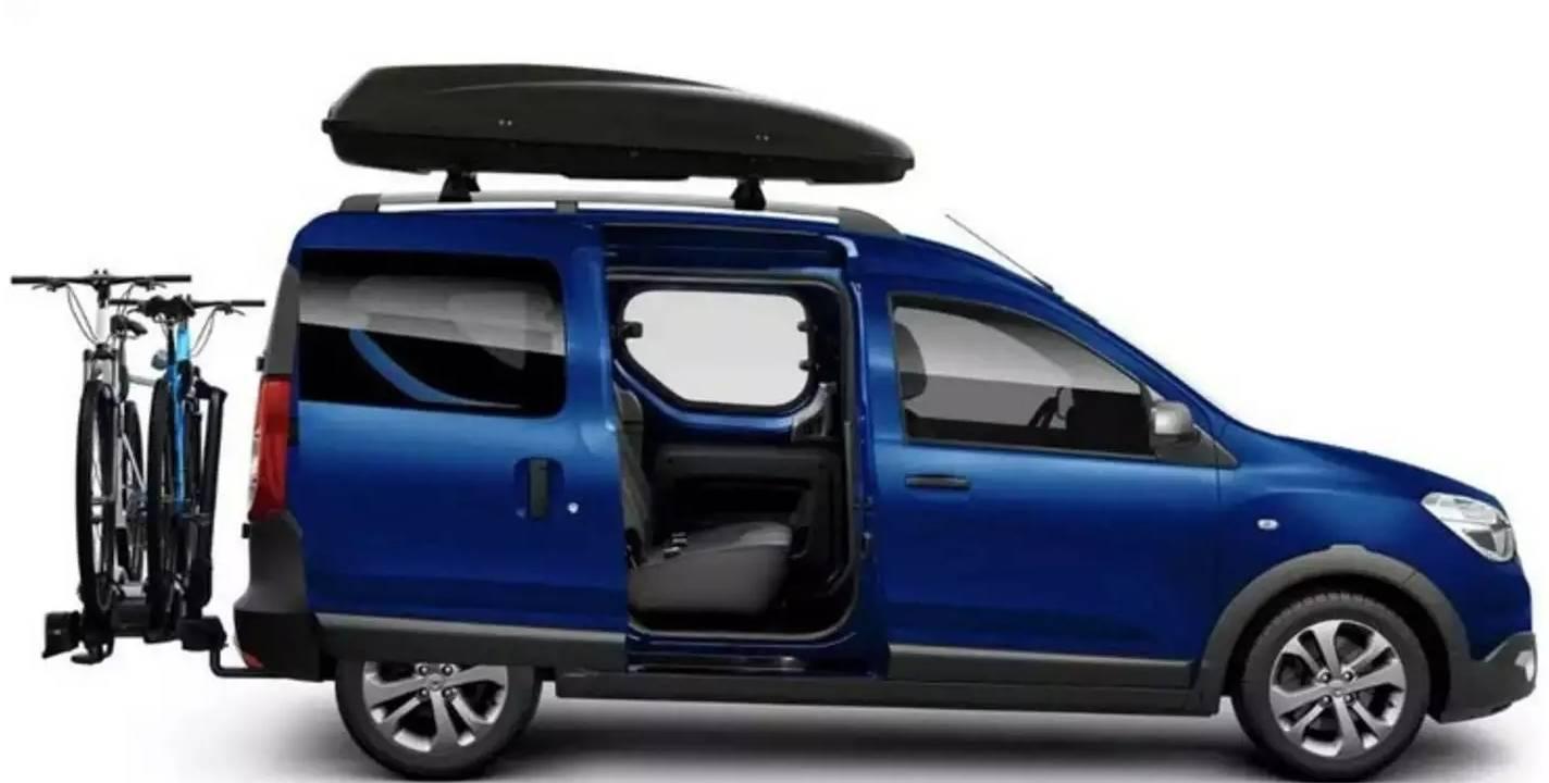 Dacia Dokker camper – a budget motorhome